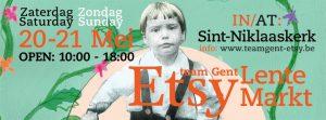 Etsy Markt mei 17